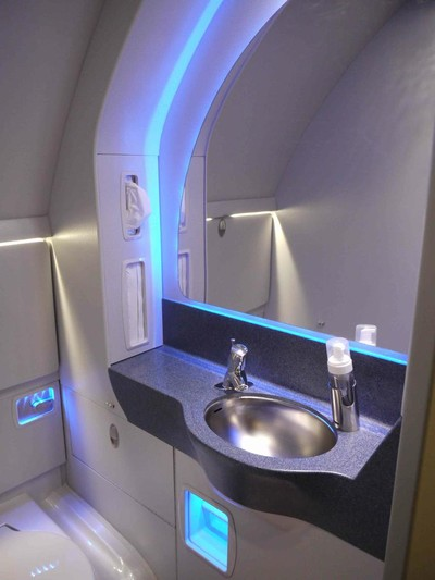 Aircraft Lavatory Refurbishment